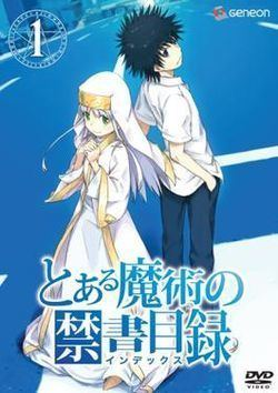 A Certain Magical Index List of A Certain Magical Index episodes Wikipedia