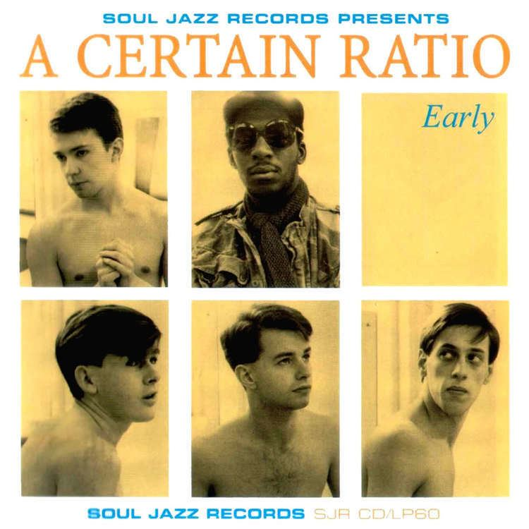 A Certain Ratio A Certain Ratio39s Early repressed FACT Magazine Music News New