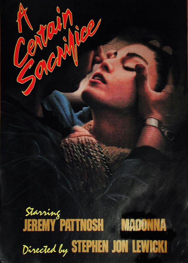 A Certain Sacrifice A Certain Sacrifice Madonnas First Movie Branded Entertainer