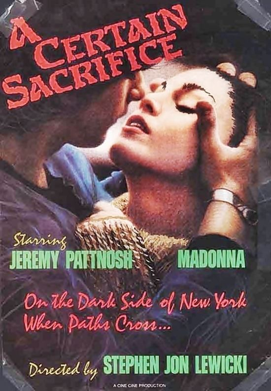 A Certain Sacrifice A Certain Sacrifice Today In Madonna History