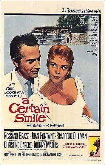 A Certain Smile (film) Certain Smile A Soundtrack details SoundtrackCollectorcom