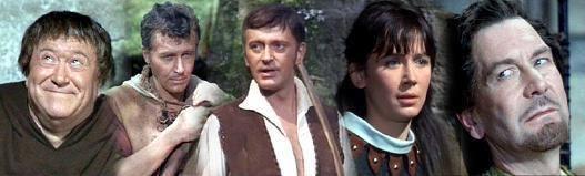 A Challenge for Robin Hood robin hood A Challenge for Robin Hood 1967