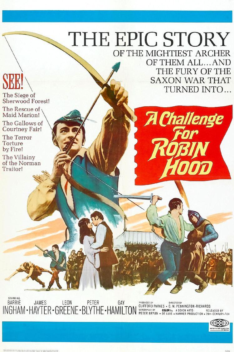 A Challenge for Robin Hood wwwgstaticcomtvthumbmovieposters1388p1388p
