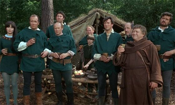 A Challenge for Robin Hood A Challenge for Robin Hood 1967 Midnight Only