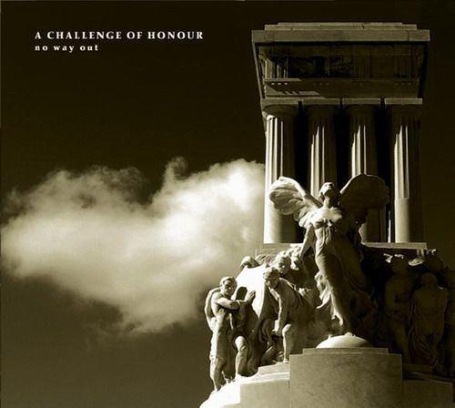 A Challenge of Honour A Challenge of Honour No Way Out CD Vrihaspati Counter Culture