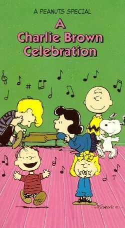 A Charlie Brown Celebration A charlie brown celebration DVD 1982