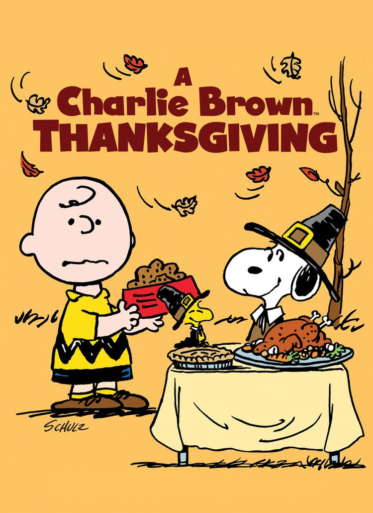 A Charlie Brown Thanksgiving Charlie Brown Thanksgiving TV Show News Videos Full Episodes and