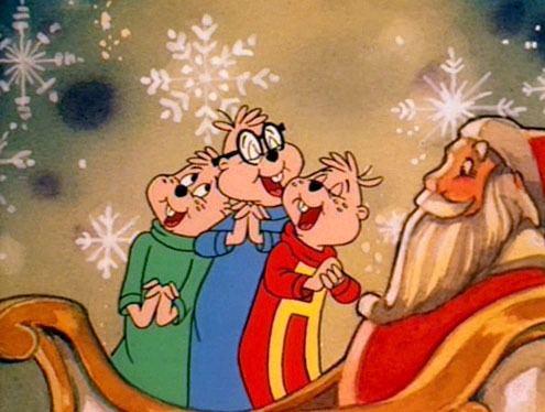 A Chipmunk Christmas A Chipmunk Christmas Photos and Pictures TVGuidecom