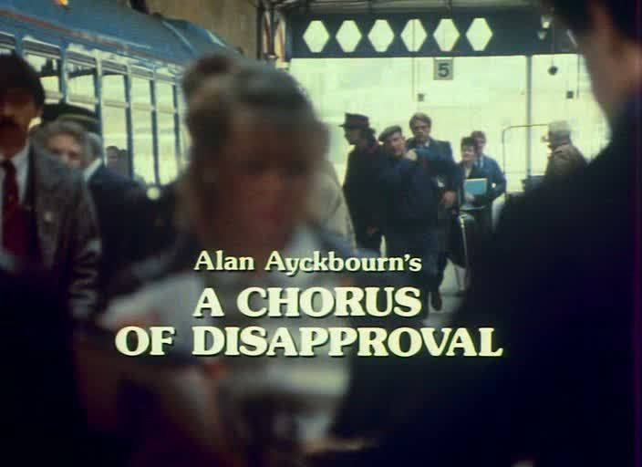 A Chorus of Disapproval (film) Everything Jenny Seagrove Jenny Seagrove in A Chorus of Disapproval