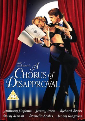 A Chorus of Disapproval (film) A Chorus of Disapproval 1989 DVD 2007 Amazoncouk Jeremy