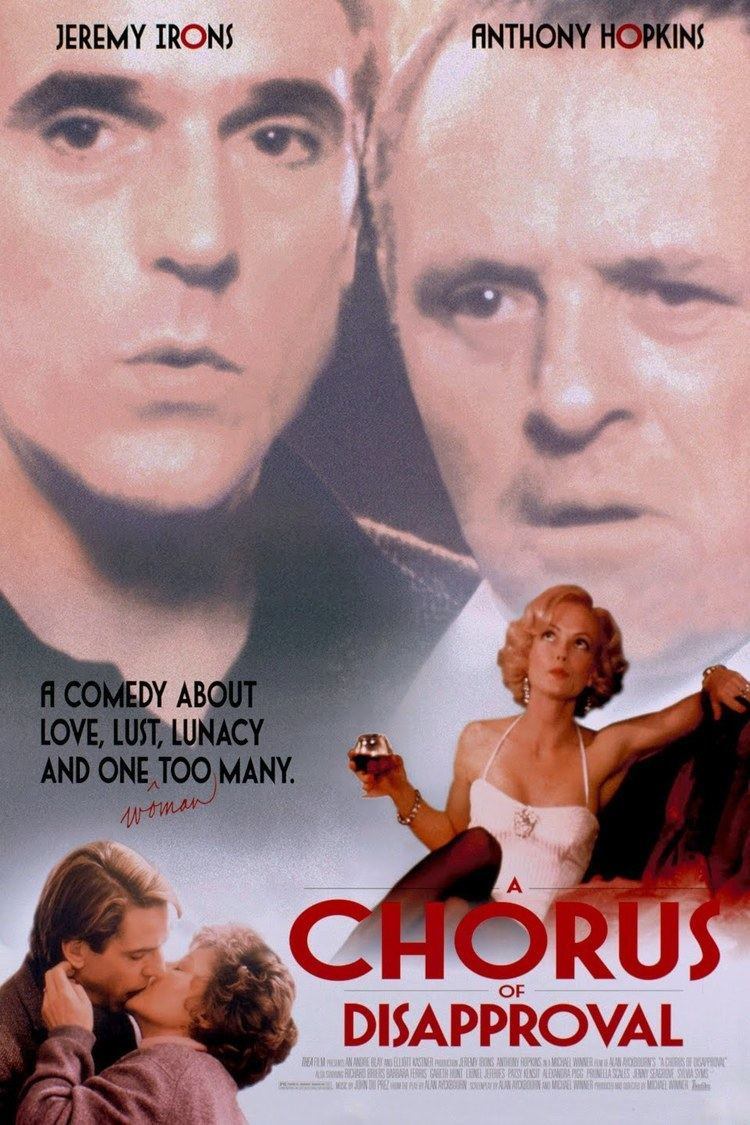 A Chorus of Disapproval (film) wwwgstaticcomtvthumbmovieposters11681p11681