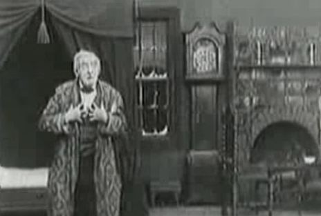 A Christmas Carol (1908 film) SleuthSayers Dickens A Christmas Carol at the Movies