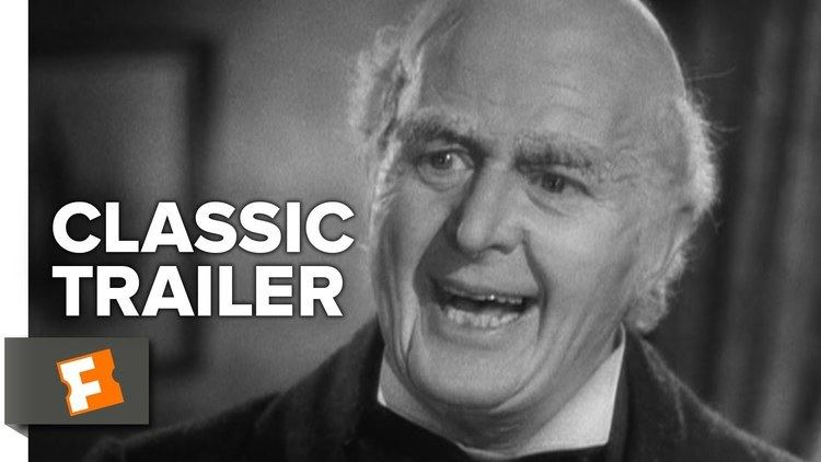 A Christmas Carol (1938 film) A Christmas Carol 1938 Official Trailer Reginald Owen Gene