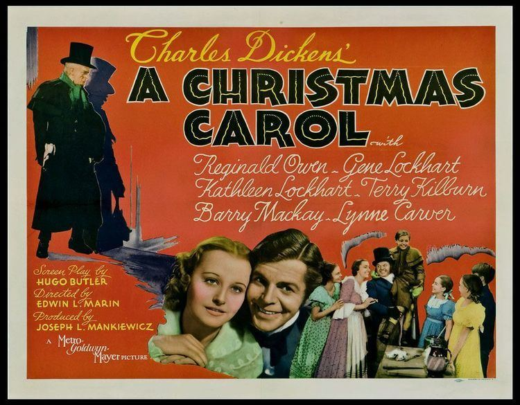 A Christmas Carol (1960 film) A Christmas Carol (1960 film)