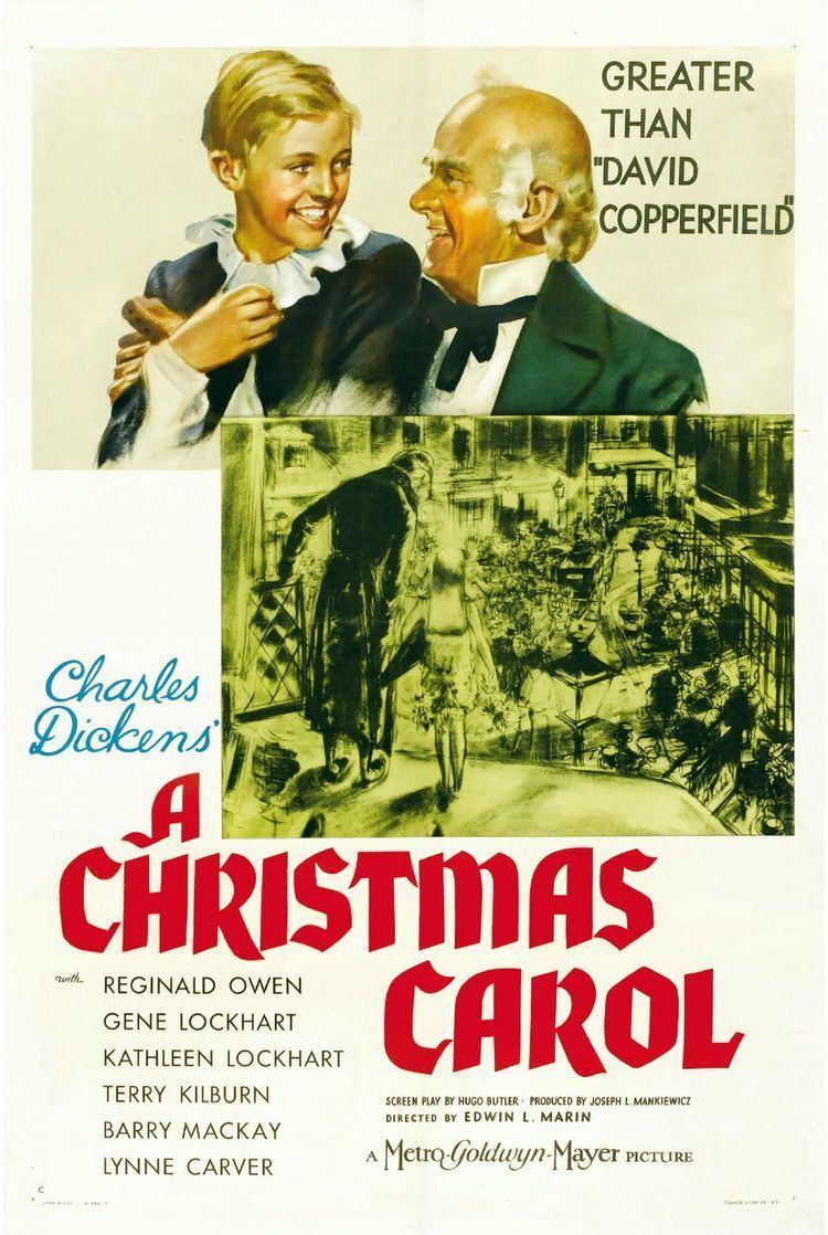 A Christmas Carol (1960 film) A Christmas Carol 1938 film Wikipedia