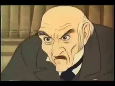 A Christmas Carol (1971 film) A Christmas Carol 1971 Animated Alistair Sim Full Length YouTube