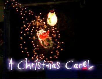 A Christmas Carol (2000 film) movie poster