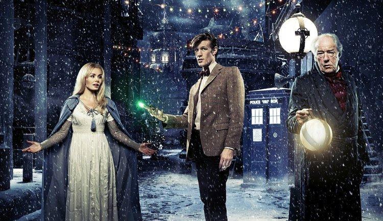 A Christmas Carol (Doctor Who) A Christmas Carol Cinema Trailer Doctor Who Christmas Special