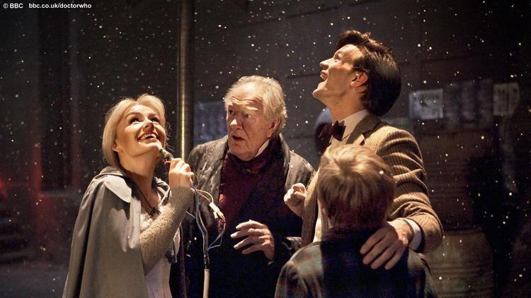 A Christmas Carol (Doctor Who) Doctor Who A Christmas Carol Review The Lowdown