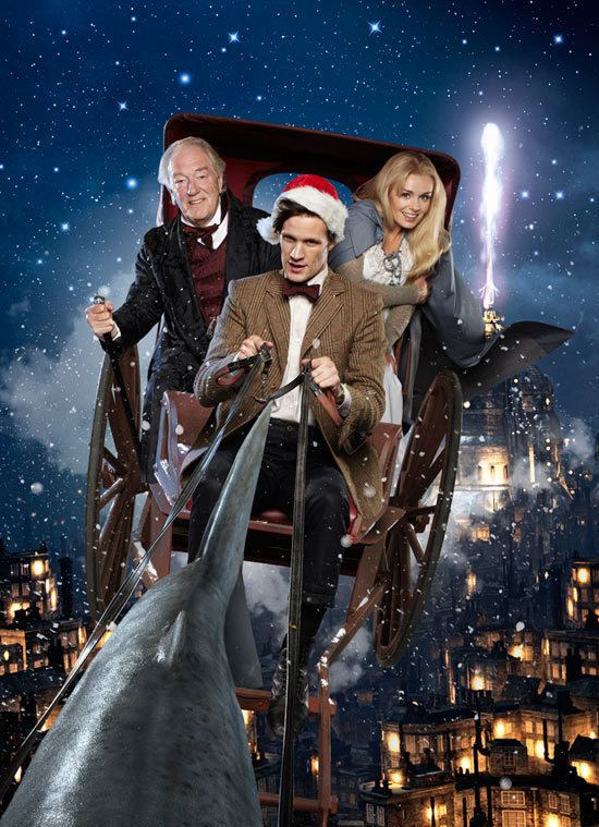 A Christmas Carol (Doctor Who) Doctor Who A Christmas Carol A Slice of SciFi Review Slice of
