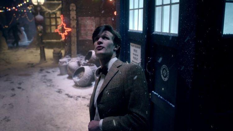 A Christmas Carol (Doctor Who) DOCTOR WHO A CHRISTMAS CAROL DVD Review Collider