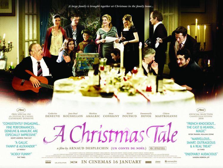 A Christmas Tale A Christmas Tale 2008 uniFrance Films