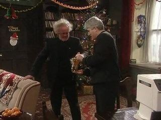 A Christmassy Ted Father Ted S02E11 A Christmassy Ted Video Dailymotion