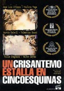 A Chrysanthemum Bursts in Cincoesquinas movie poster