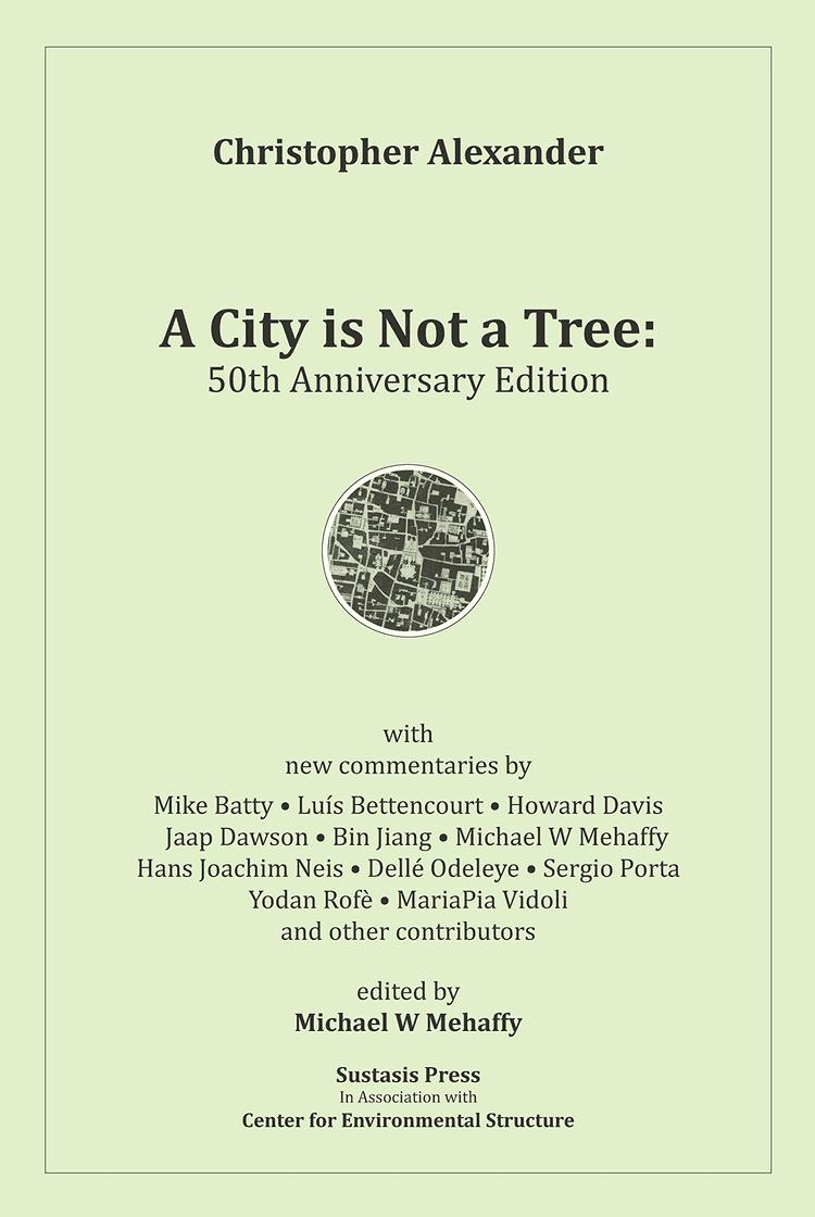 A City is Not a Tree wwwspatialcomplexityinfofiles201603Treealex