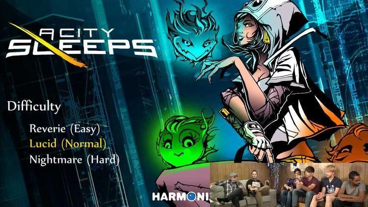 A City Sleeps A City Sleeps Gameplay Demo YouTube