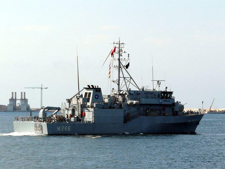 A-class minehunter (Turkey)