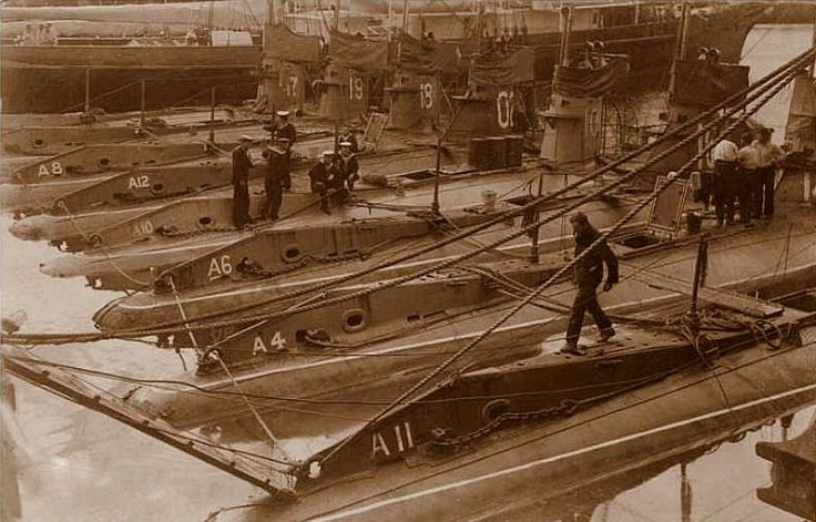 A-class submarine (1903)