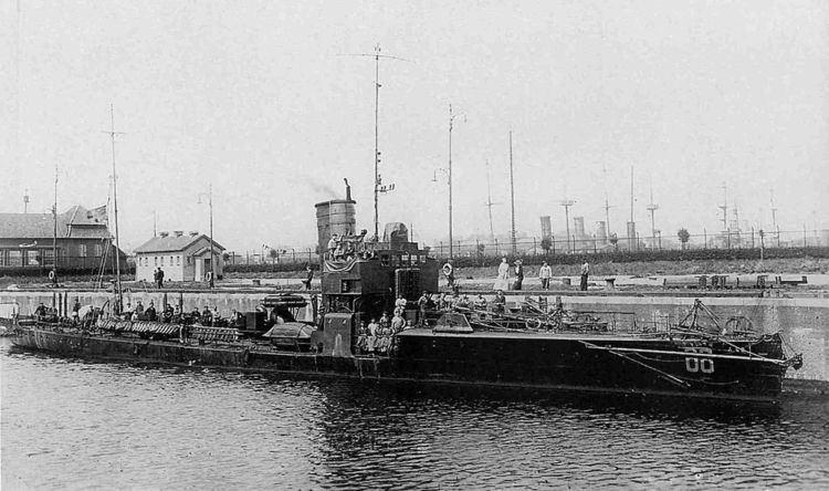 A-class torpedo boat