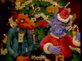 A Claymation Christmas Celebration Cartoon Review Will Vintons A Claymation Christmas Celebration
