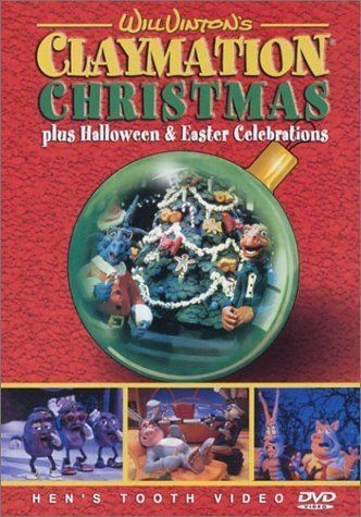 A Claymation Christmas Celebration Amazoncom Will Vintons Claymation Christmas Plus Halloween
