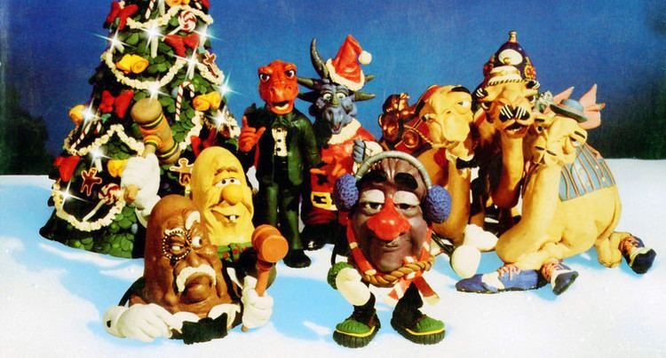 A Claymation Christmas Celebration 12 Reviews of Christmas A Claymation Christmas Celebration Dad