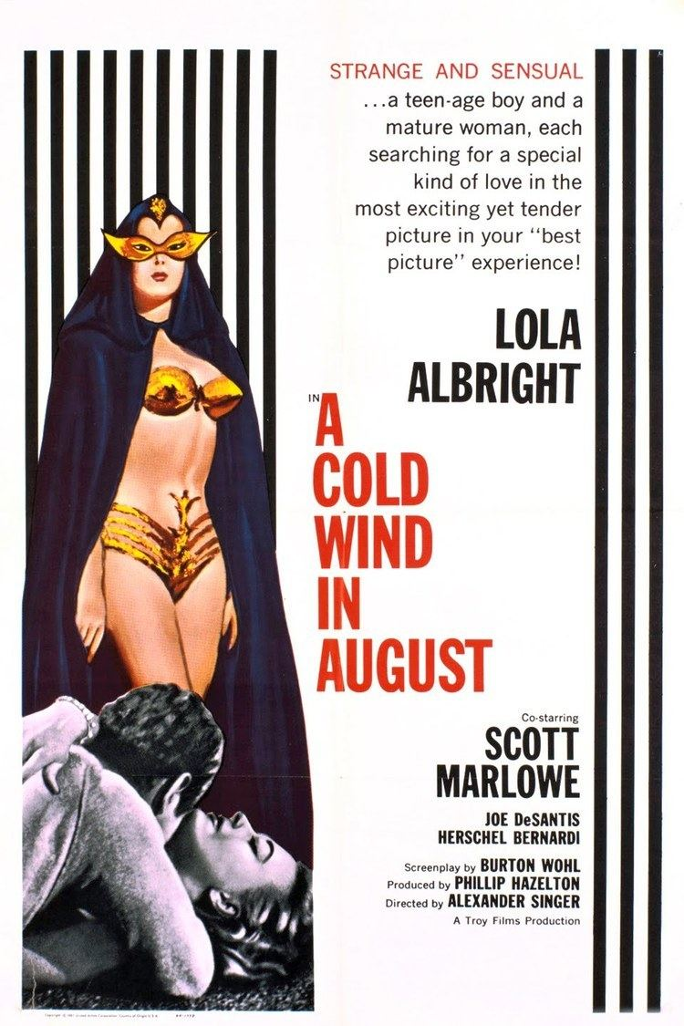 A Cold Wind in August wwwgstaticcomtvthumbmovieposters8004p8004p