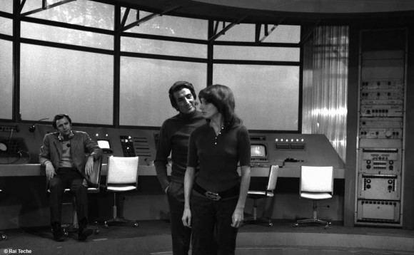 A come Andromeda A COME ANDROMEDA Sceneggiato TV 1972 anni 70 passatoCuriosando Negli