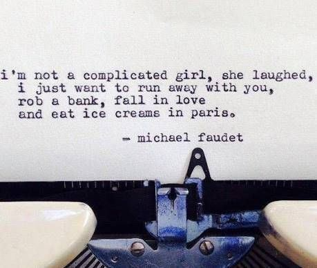 A Complicated Girl Not A Complicated Girl Pictures Photos and Images for Facebook