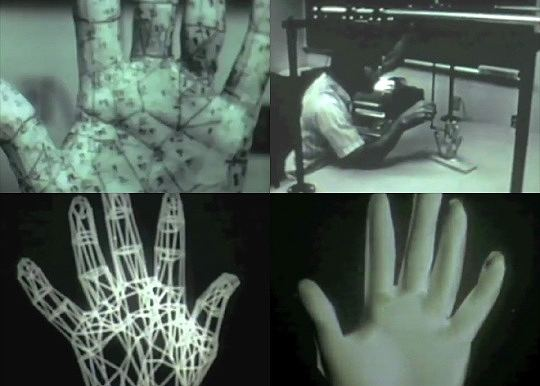 A Computer Animated Hand A Computer Animated Hand Steemit