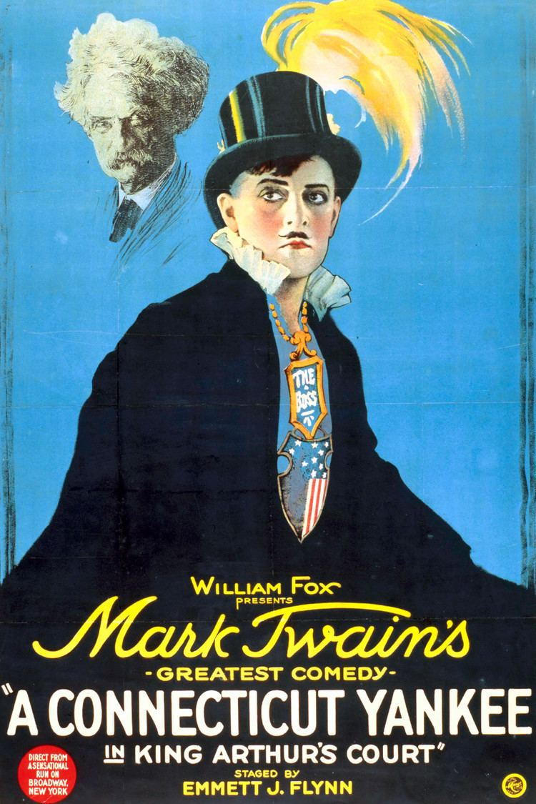 A Connecticut Yankee in King Arthur's Court (1921 film) wwwgstaticcomtvthumbmovieposters3556632p355