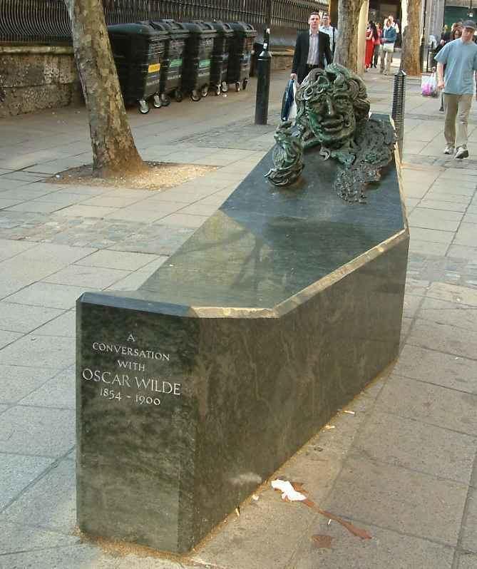 A Conversation with Oscar Wilde A Conversation with Oscar Wilde Wikipedia