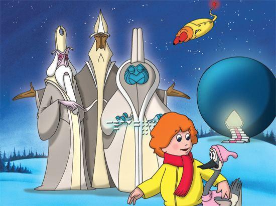 A Cosmic Christmas Nelvanacom Shows Cosmic Christmas