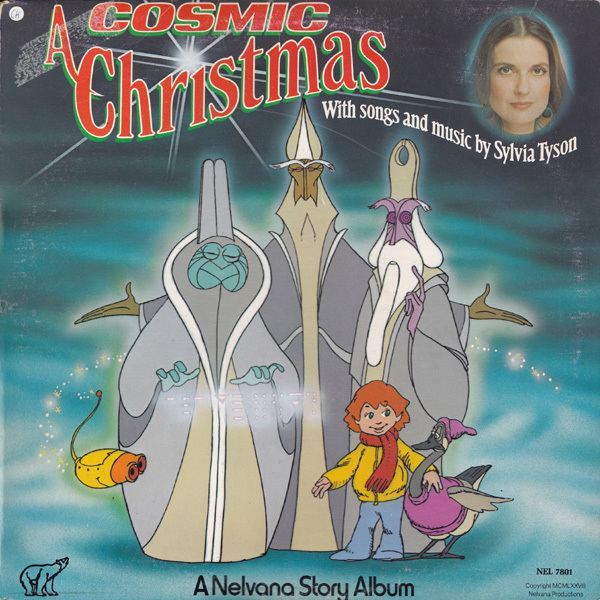A Cosmic Christmas A Cosmic Christmas LP Name That Christmas Special