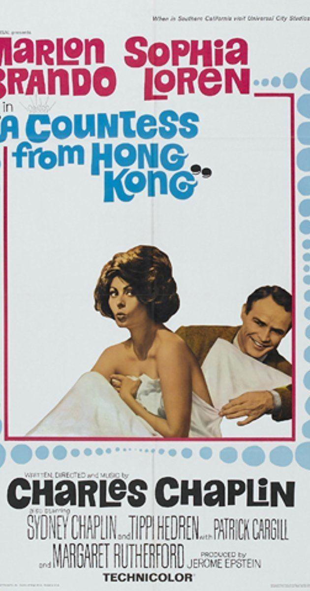 A Countess from Hong Kong A Countess from Hong Kong 1967 IMDb