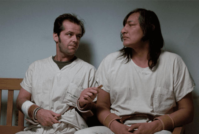 A Cuckoo in the Nest (film) movie scenes 15 Things You Might Not Know About One Flew Over the Cuckoo s Nest Mental Floss