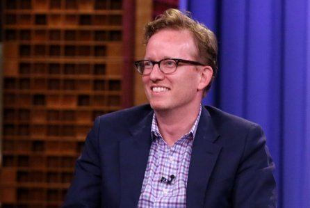 A. D. Miles The Tonight Show Head Writer AD Miles On 2016 Presidential Race