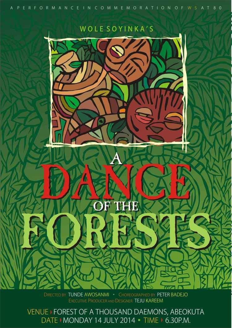 A Dance of the Forests asirimagazinecomenwpcontentuploads201407A