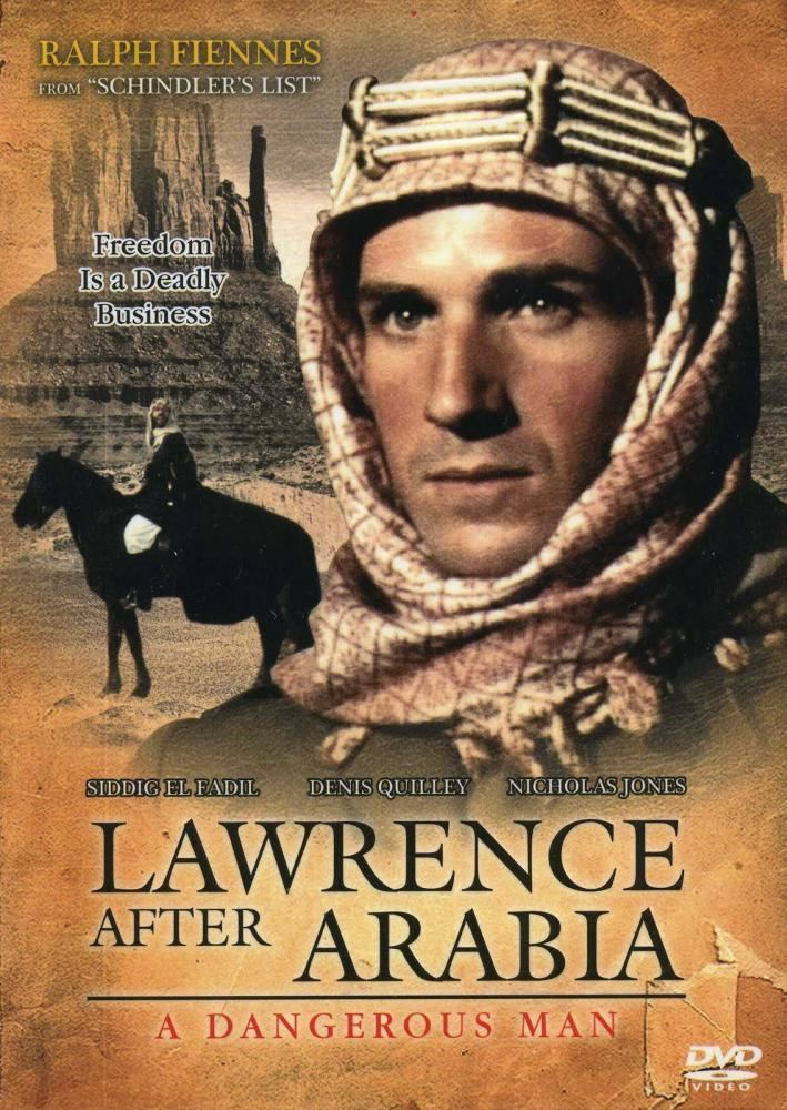 A Dangerous Man: Lawrence After Arabia A Dangerous Man Lawrence After Arabia TV Series