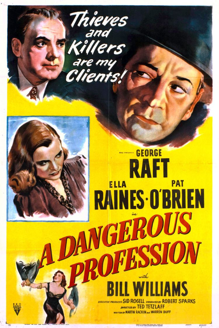 A Dangerous Profession wwwgstaticcomtvthumbmovieposters6162p6162p